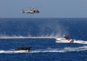 Corriere Della Sera:  Italian border police,in pursuit of drug Albanian Adriatic Sea.