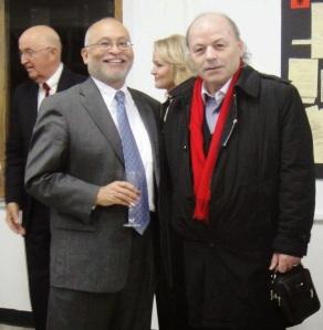 Ambasadori Arvizo dhe Kolec Traboini